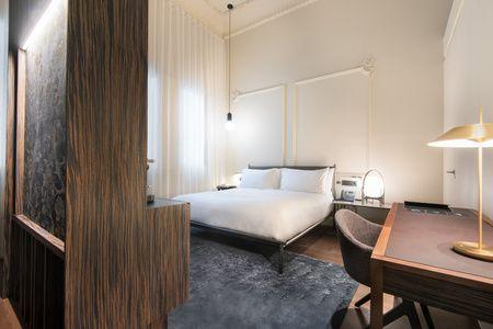 Mercer Hotel Sevilla Habitación Deluxe