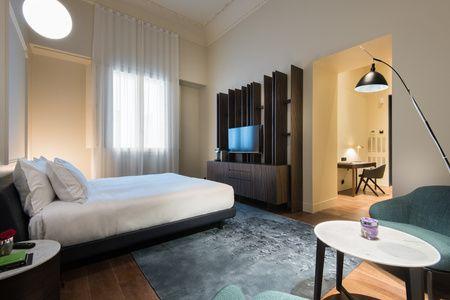 Mercer Hotel Sevilla Chambre Junior Suite