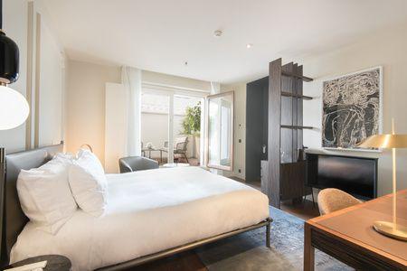 Mercer Hotel Sevilla Habitación Premium Deluxe