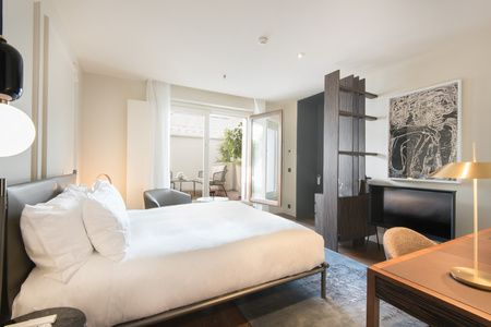 Mercer Hotel Sevilla Premium Deluxe Room