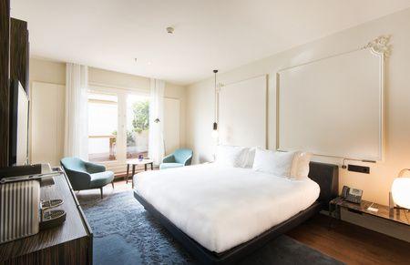 Mercer Hotel Sevilla Habitación Premium Junior Suite