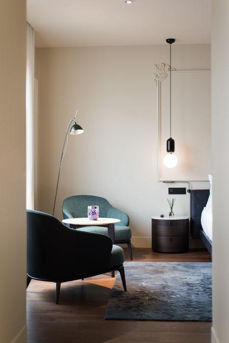 Mercer Hotel Sevilla Chambre Premium Junior Suite