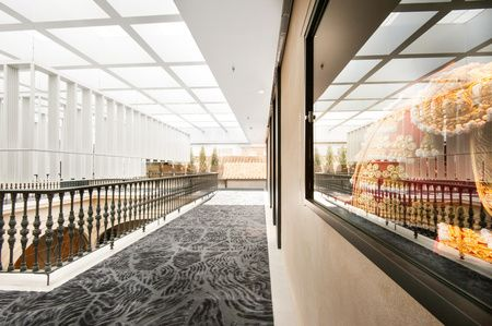 Mercer Hotel Sevilla Corridor