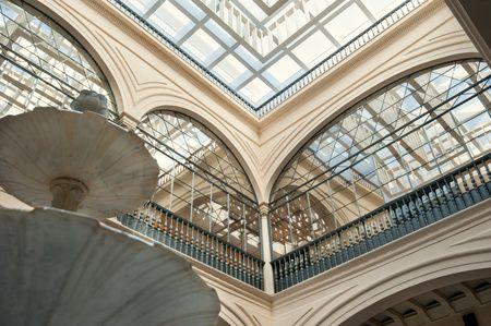 Mercer Hotel Sevilla Arquitectura