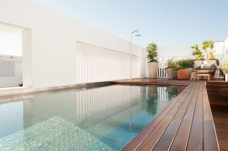 Mercer Hotel Sevilla Rooftop Pool